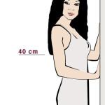 dužina 40 cm (© Great Lengths)