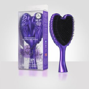 Tangle Angel purple