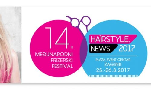 Hairstyle News 25.-26.03. Zagreb