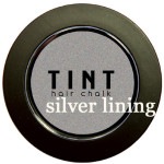 Tint hair chalk - krede za kosu, silver lining