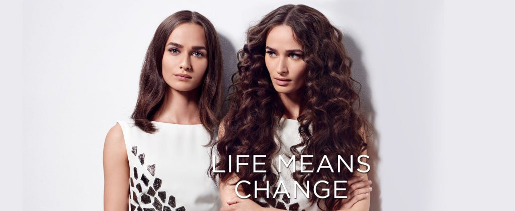 Life means change