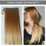 Great Lengths bronde 08/11