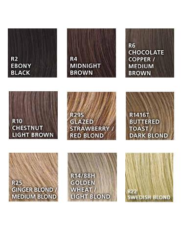 Hairdo barve