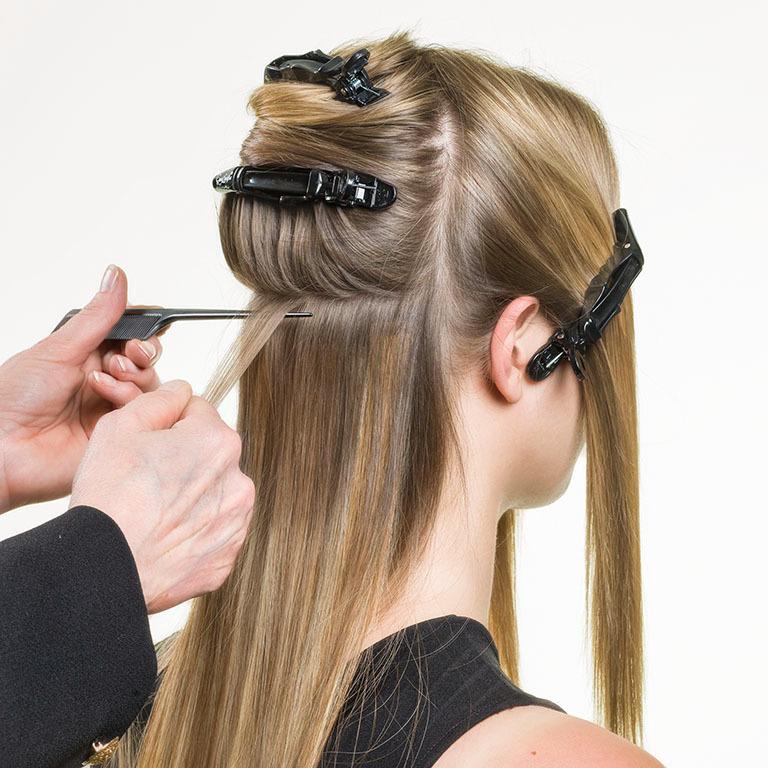 Odijeljivanje kose